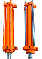 Tie Rod Type Hydraulic Cylinders