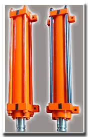 Hydraulic cylinder exporters, Hydraulic cylinder suppliers in India